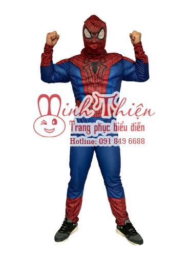 cho thuê đồ Người Nhện ( Spider Man )tại tphcm