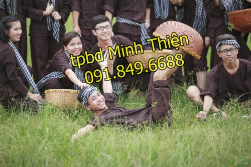 Cho Thuê Quần Áo Bà Ba Nam Tại Tphcm