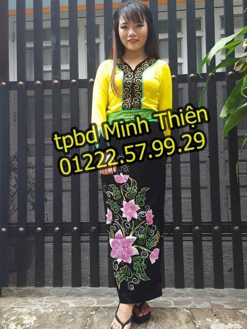 Cho Thuê Trang Phục Dân Tộc Thái Hcm