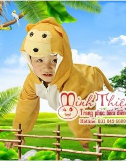 Bán và cho thuê đồ thú hở mặt con Khỉ trẻ em tphcm