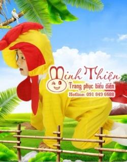 bán và cho thuê đồ thú hở mặt con gà trống trẻ em tphcm