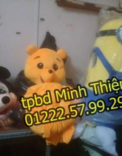 Bán Và Cho Thuê Mascot Các Loại Tại Tphcm