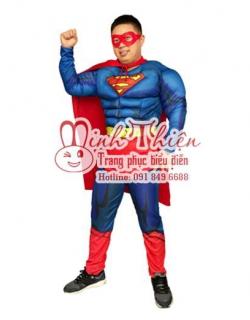 Bán Và Cho Thuê Trang Phục Siêu Nhân ( Superman )Tại tphcm