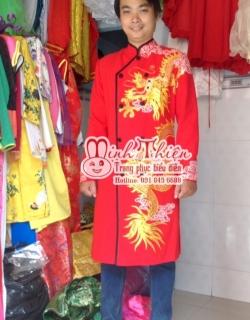 Cho thuê áo dài chú rể tại tphcm