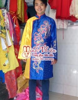 Cho thuê áo dài nam đẹpgiá rẻ tại tphcm