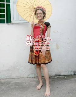 cho thuê trang phục dân tộc mèo ( H Mông ) ms4