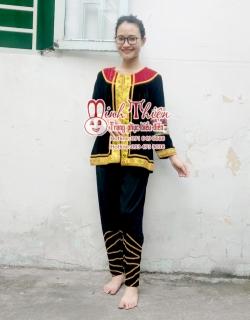 cho thuê trang phục dân tộc mèo  Nam ở TPHCM