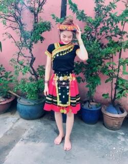 cho thuê trang phục dân tộc mèo tphcm