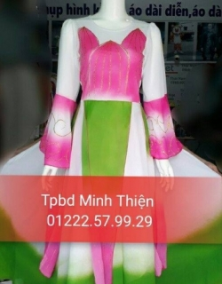 Cho Thuê Trang Phục Múa Hoa Sen Tại Tphcm