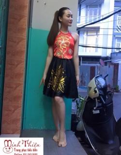 Cho Thuê Trang Phục Múa Váy Yếm Hcm
