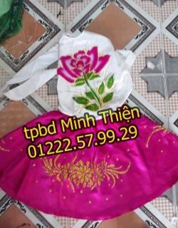 Cho Thuê Váy Yếm Trẻ Em Hcm