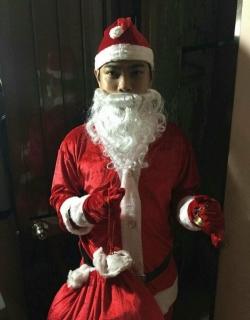 Chuyên Cho Thuê Đồ Ông Già Noel Tại Tphcm