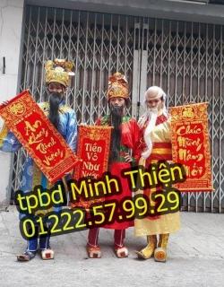 Chuyên Cho Thuê Đồ Thần Tài Ông Địa Tại Tphcm